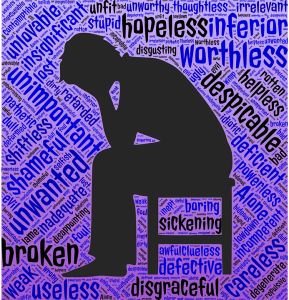 graphic about Depression and Hopelessness