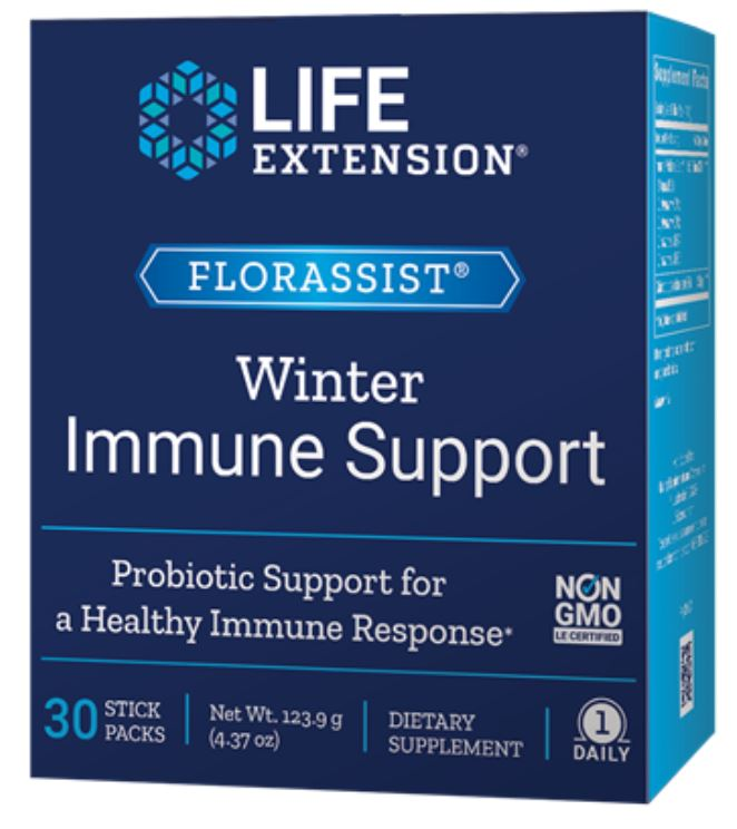 Life Extension's Florassist Winter Immune Support