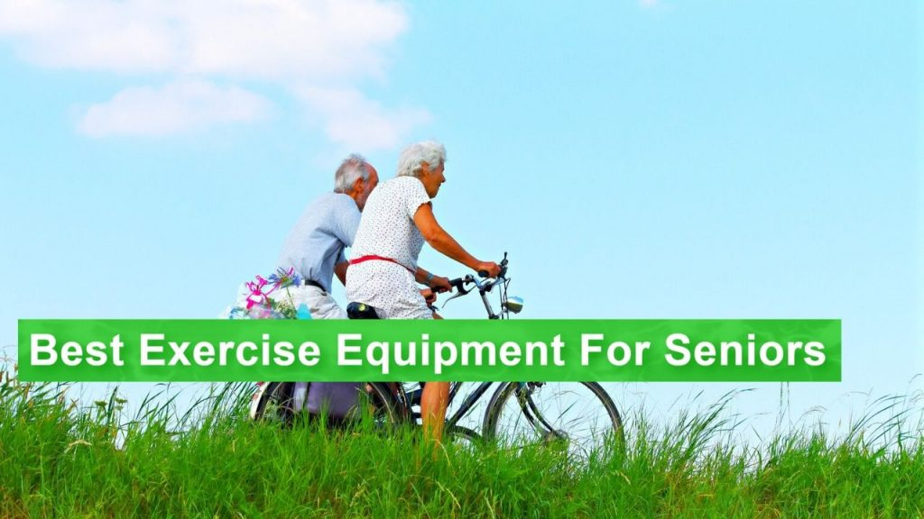 The Best Exercise Equipment For Seniors - a nice gentle bike ride with your partner