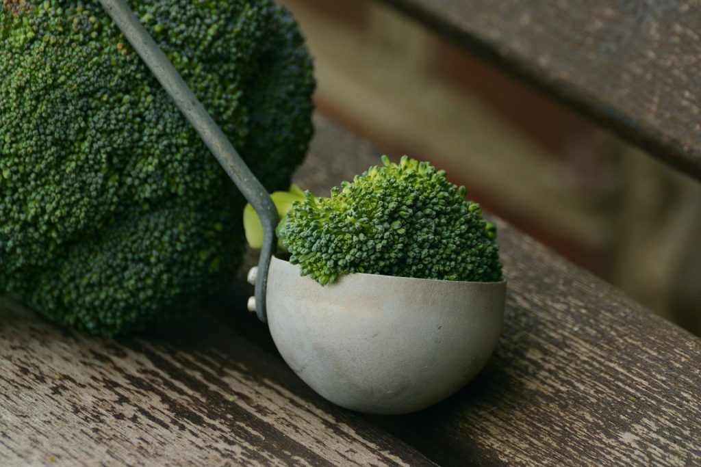 broccolo, one of the foods to reduce inflammation
