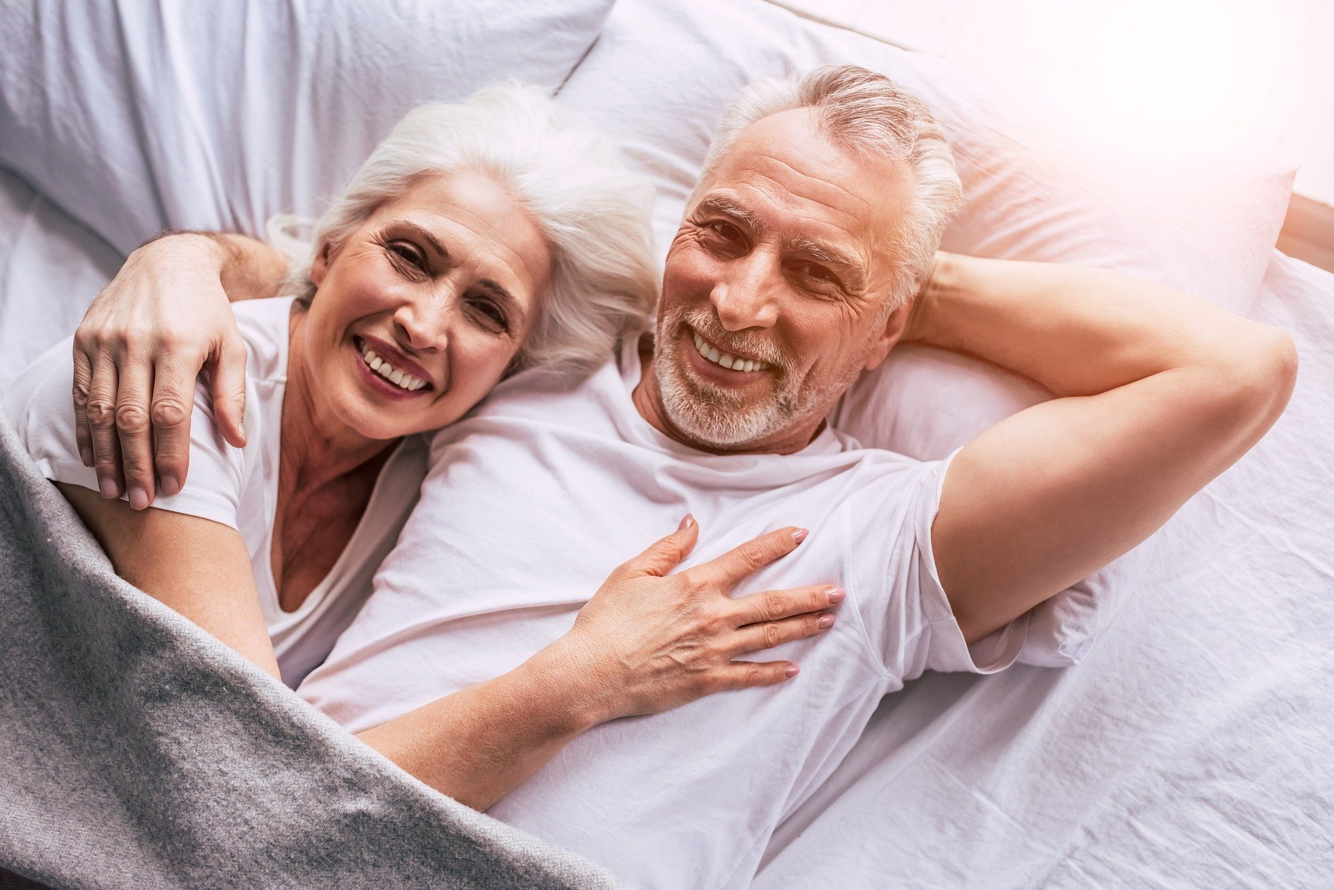 healthy aging - get good quality sleep